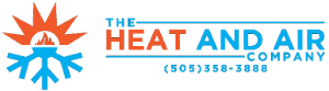 The Heat And Air Company Logo